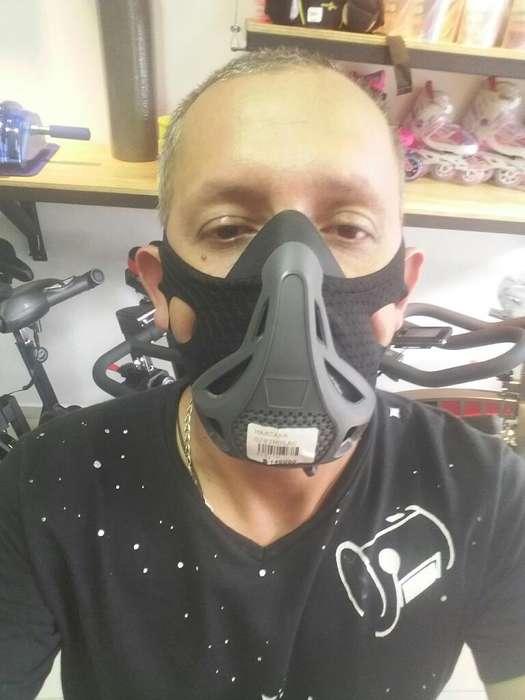 Training Mask Sport Fitness.