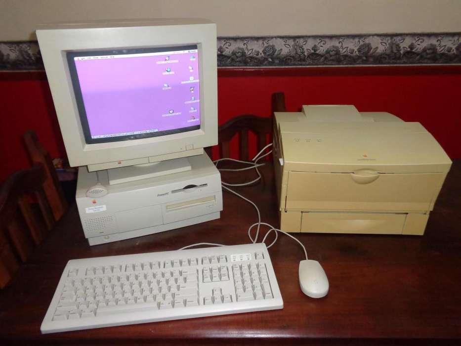 Power Pc Macintosh 7300/180 - Super Completa, Todo Original!