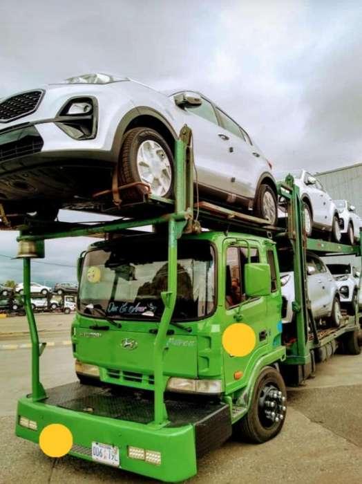 Vendo O Permuto Camión Niñera Hyundai Hd