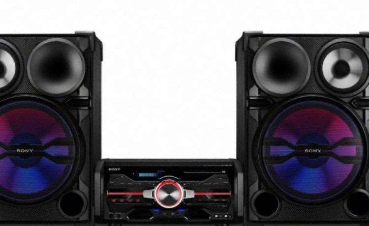 Vendo Equipo <strong>sony</strong> Fst- Sh2000