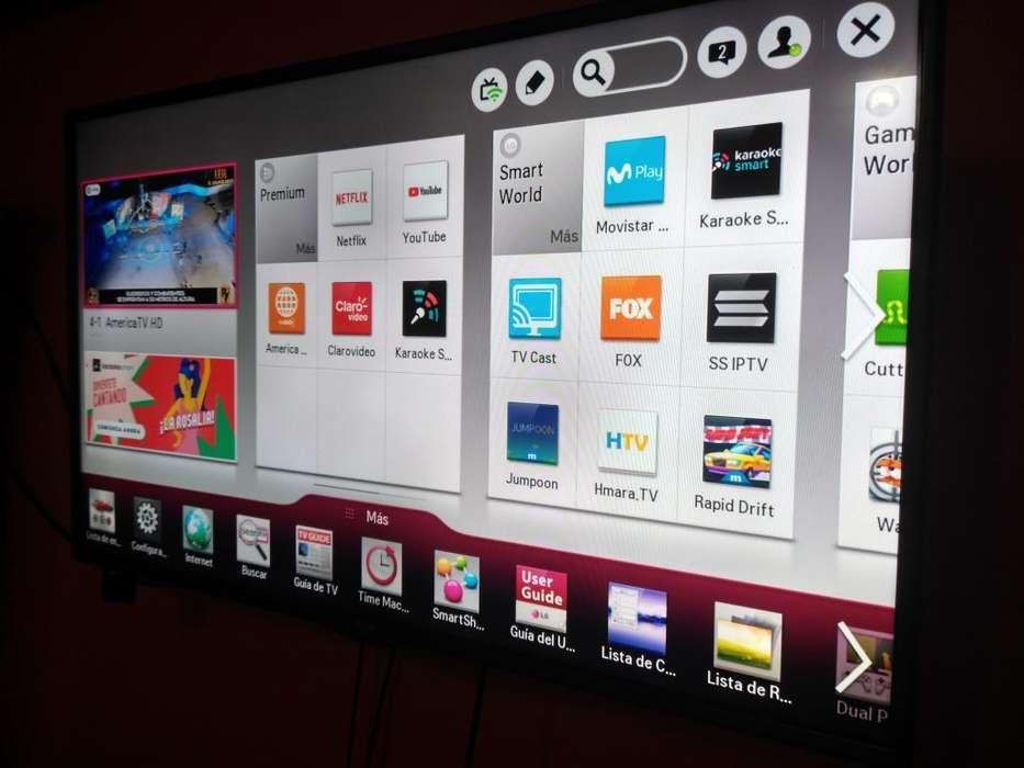 Ocasion Smart Tv 3d47 4lentes4 Videos