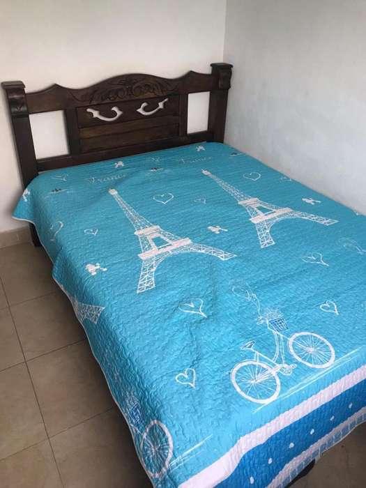 Vendo hermosa cama nueva 19 mts x 14 mtrs