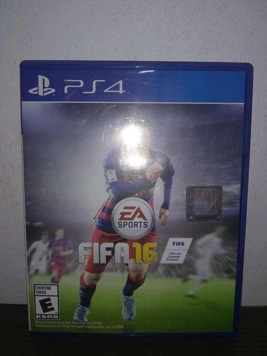Fifa 16 Playstation 4 Ps4 Fisico