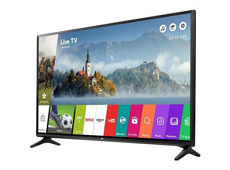 Smart tv LG 49 49LJ5500 Full HD Nuevo Gtía Oficial.