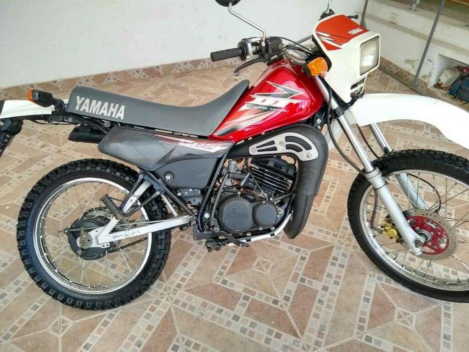 Yamaha Dt 175 2008