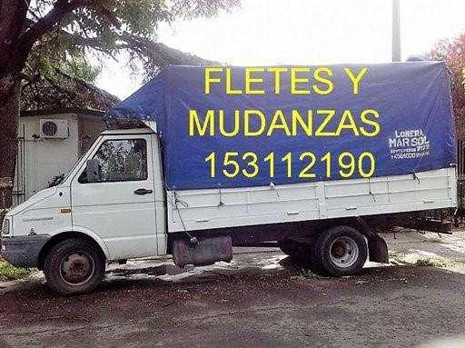 FLETES Y MUDANZAS 153112190