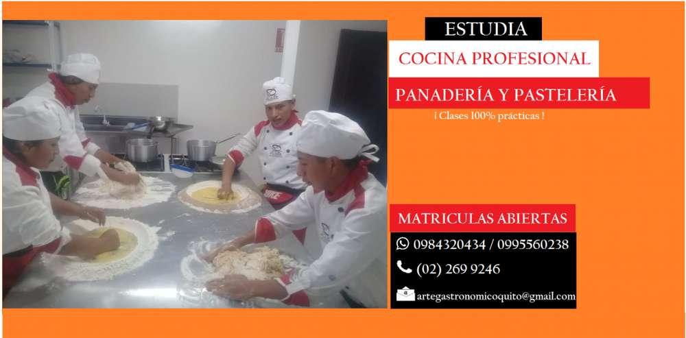 Escuela de formación gastronómica