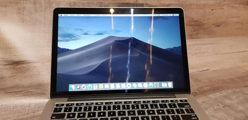 Macbook Pro Retina Early 2015 I5 8gb Ddr3 13