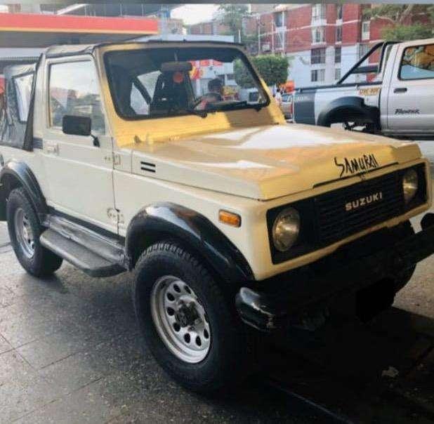 Suzuki SJ 1986 - 200000 km