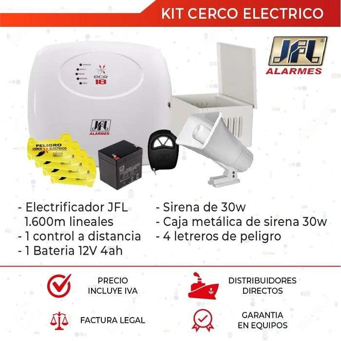 Electrificador. Cerca Electrica. Energizador. Aislador. Tensores. Alambre. Quito