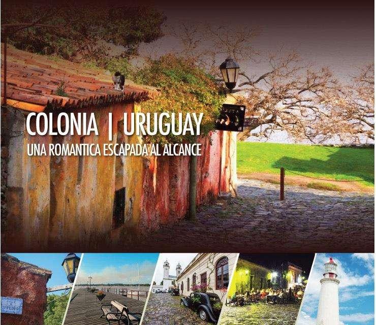 COLONIA URUGUAY ESCAPADA ROMANTICA