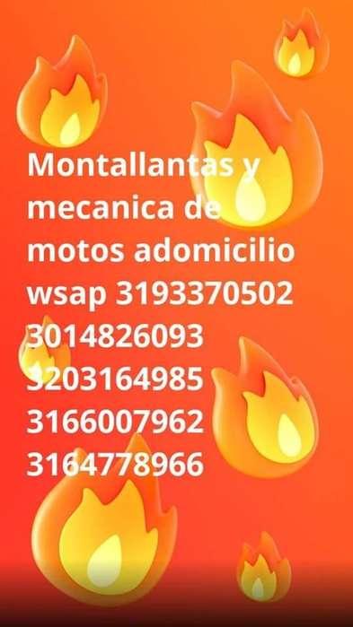 montallantas a domicilio en bucaramanga de carros y motos wasp 3193370502