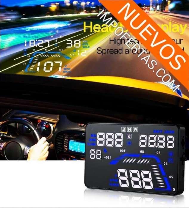 Pantalla Virtual sistema GPS altamente compatible