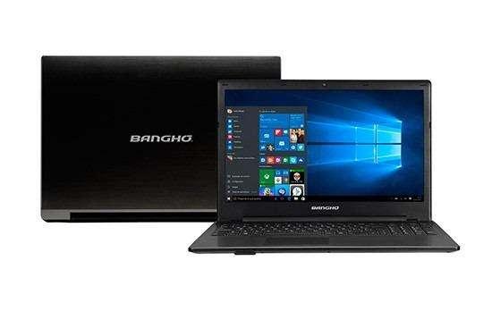 notebook intel 3060 bangho 1 año de garantia