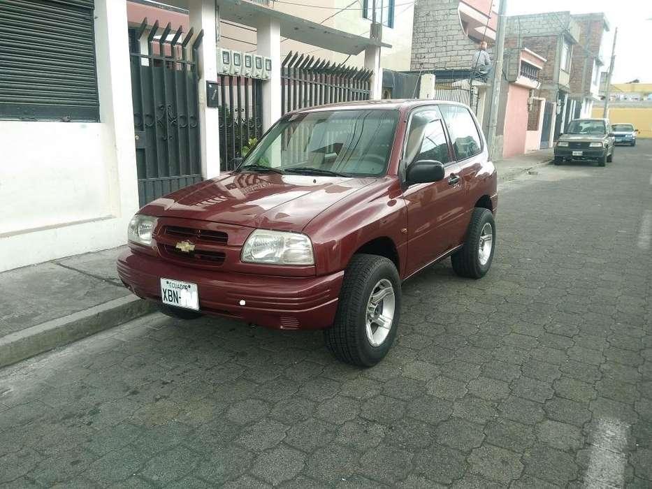 Chevrolet Grand Vitara 2001 - 195600 km