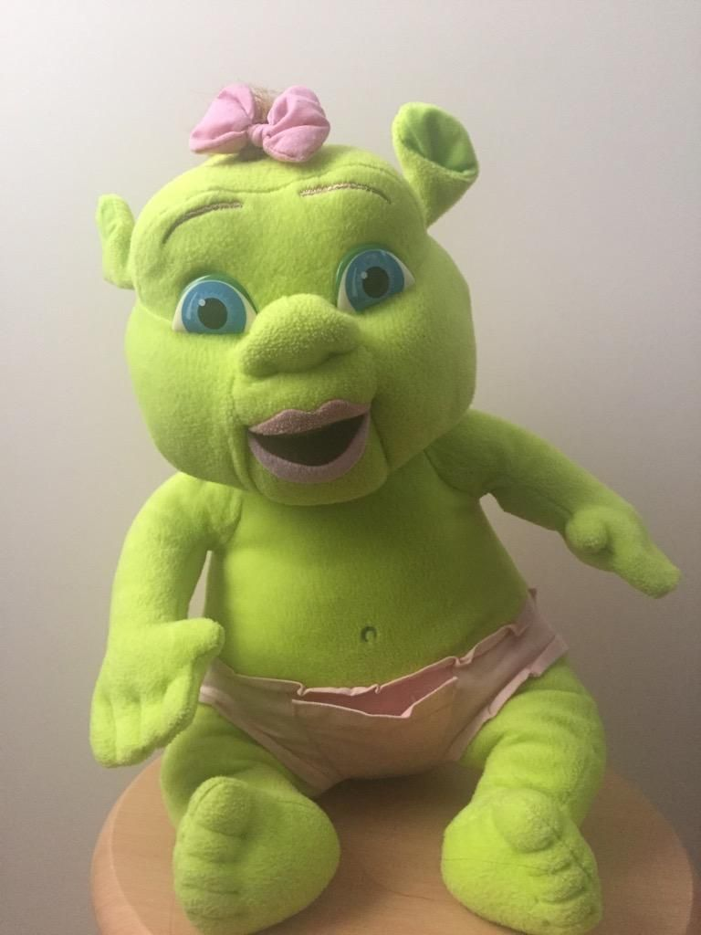 Peluche Arequipa ShrekFelicia La Pelicula De trhxdBQsC