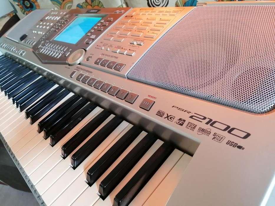 Teclado Piano Organeta Yamaha Psr.2100