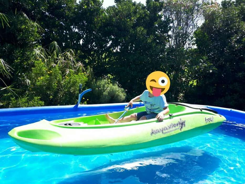Permuto O Vendo Kayak Kayaxion Free