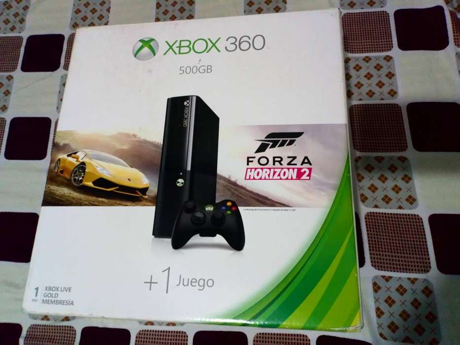 Xbox 360 Perfecto Estado Y Todo Original