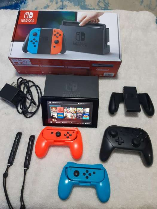 Vendo Nintendo Switch 13 Juegos Com Nuev