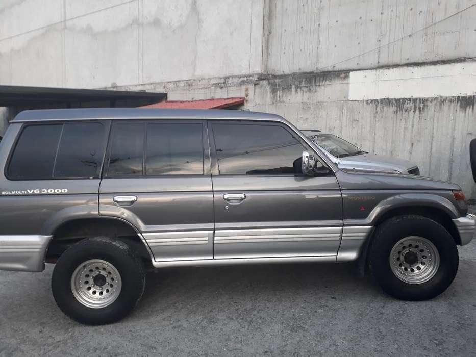 Mitsubishi Montero 1997 - 160000 km