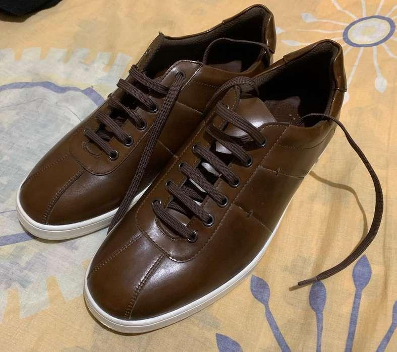 Zapatos Casuales Marca <strong>zara</strong> Españoles