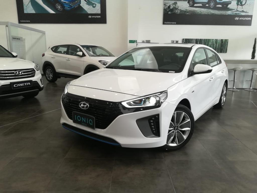 Hyundai Ioniq modelo 2019
