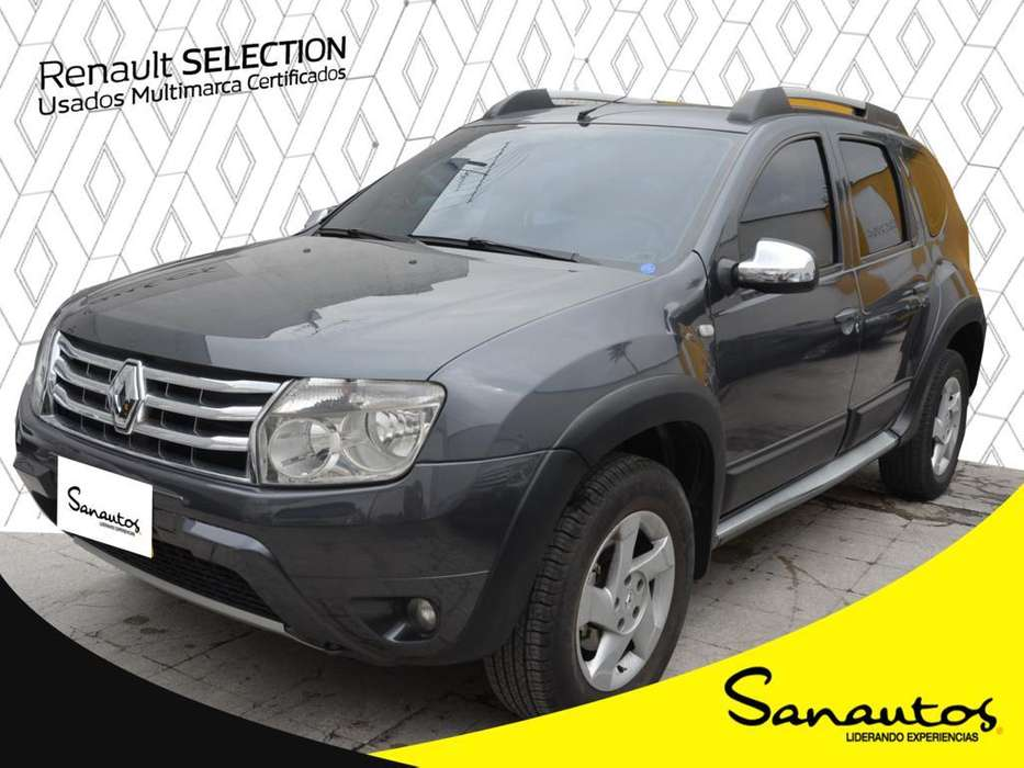 Renault Duster 2013 - 82000 km