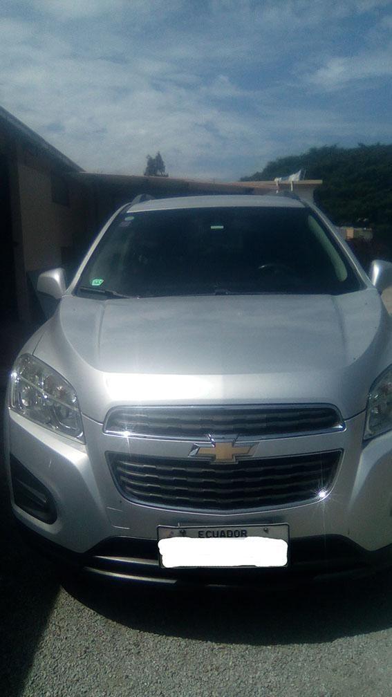 Vendo Chevrolet Tracker