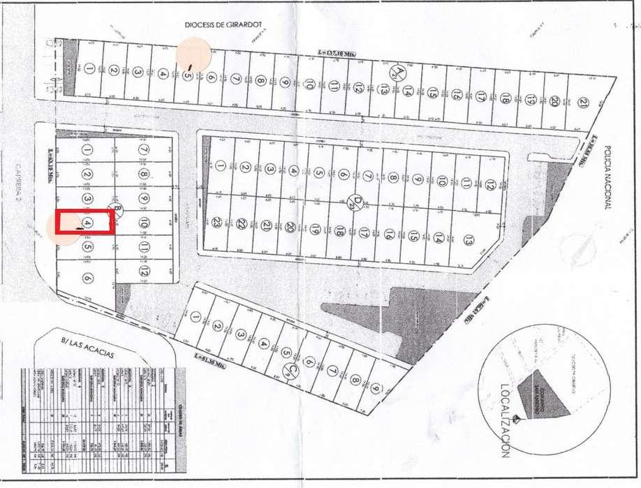 LOTE ECONÓMICO Urbanización Rincón de San Antonio/Girardot
