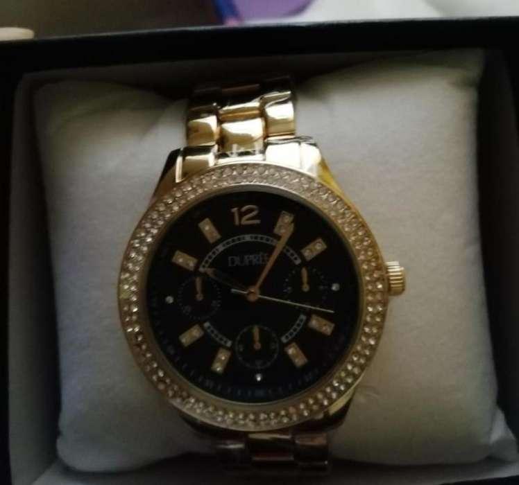 Reloj Dupree Mujer Totalmente Nuevo