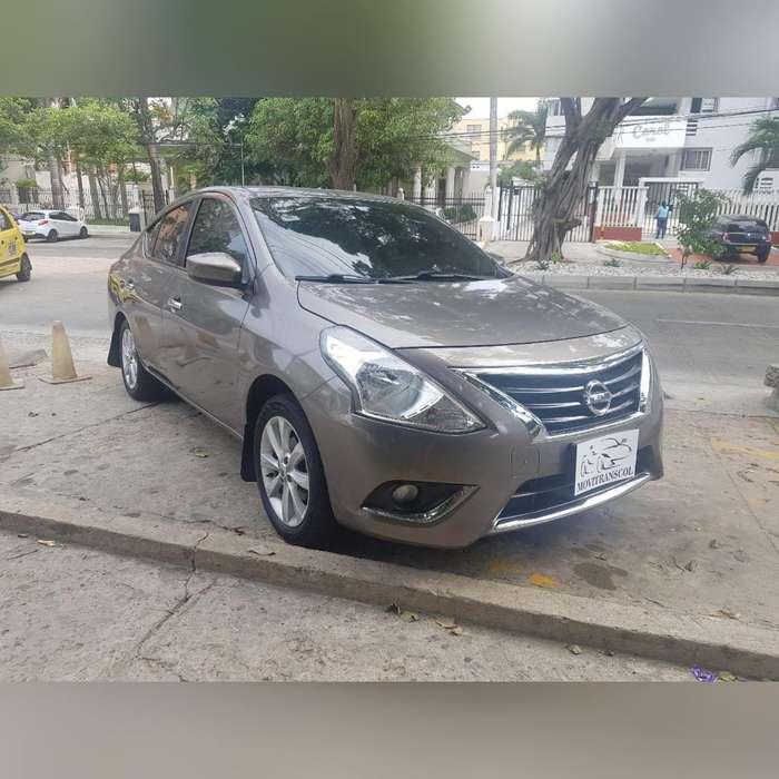 Nissan Versa 2015 - 76000 km