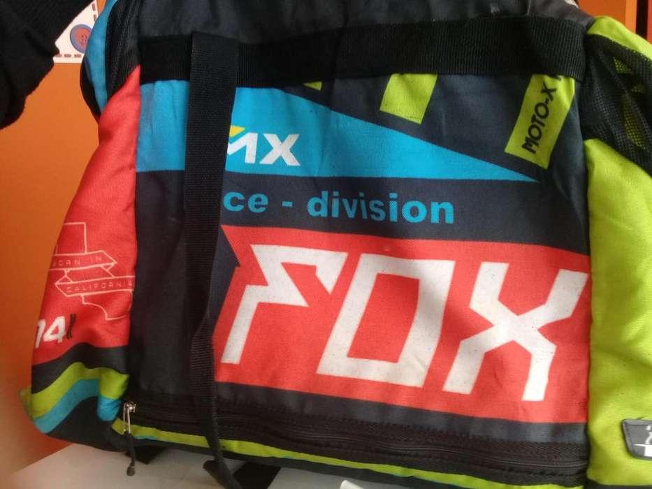 Bolso Motocross Fox