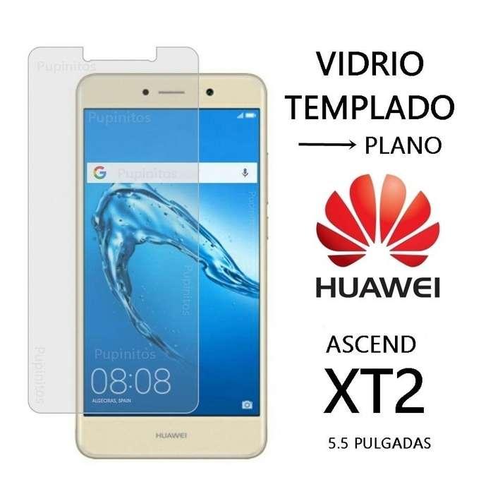Vidrio Templado Plano Huawei Ascend Xt2 Rosario
