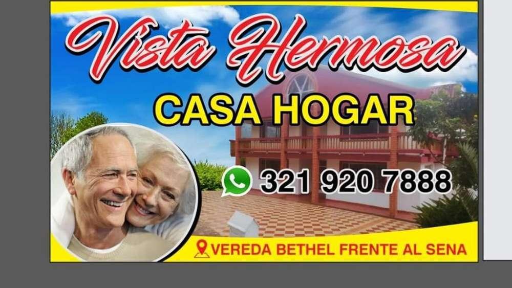 Casa <strong>hogar</strong> Vista Hermosa