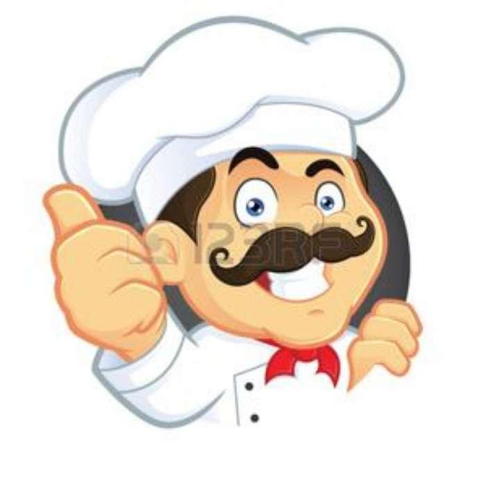 Chef O Ayudante de Cocina