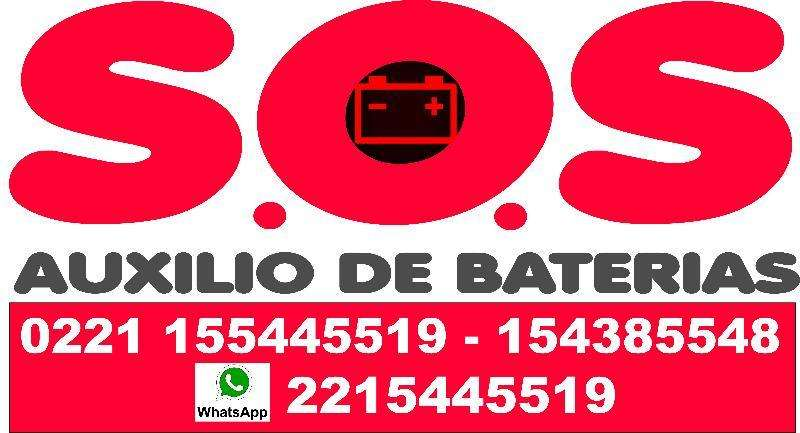 Auxilio de baterias La Plata