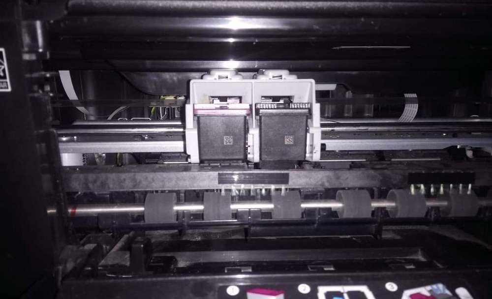 Impresora Y Fotocopiadora de Cartuchos
