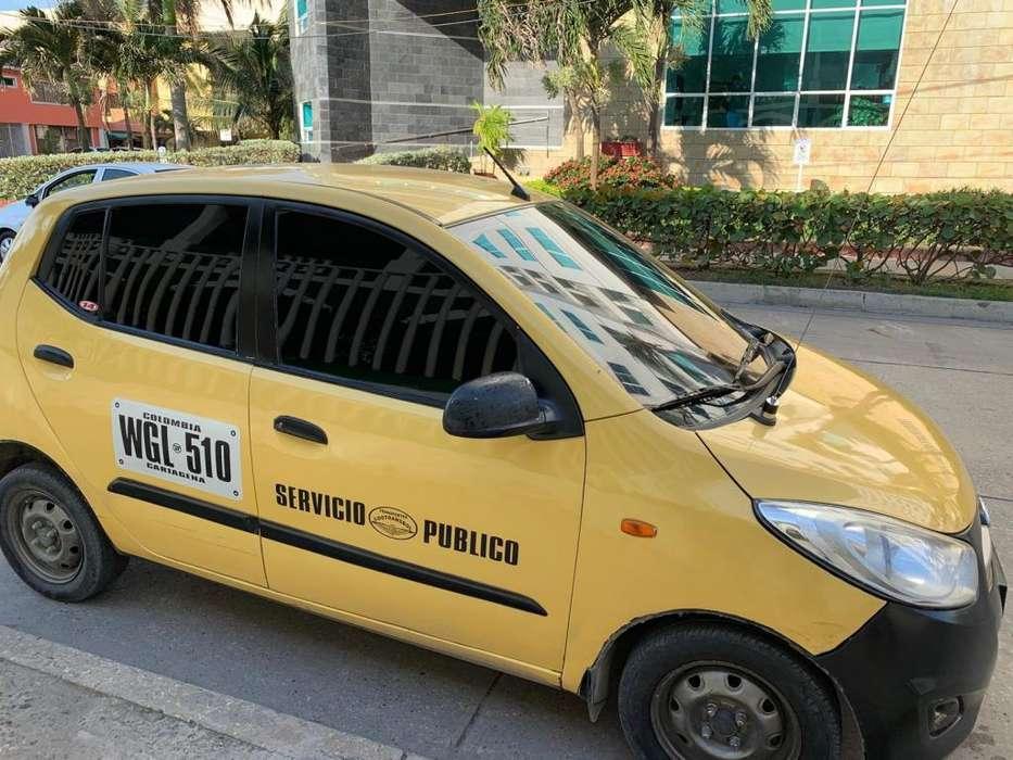 Se Vende Taxi Placa WGL-510 modelo 2015