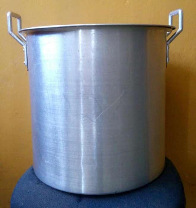 Olla en Aluminio para Negocio