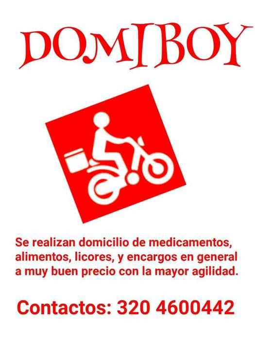 Domicilios Domiboy