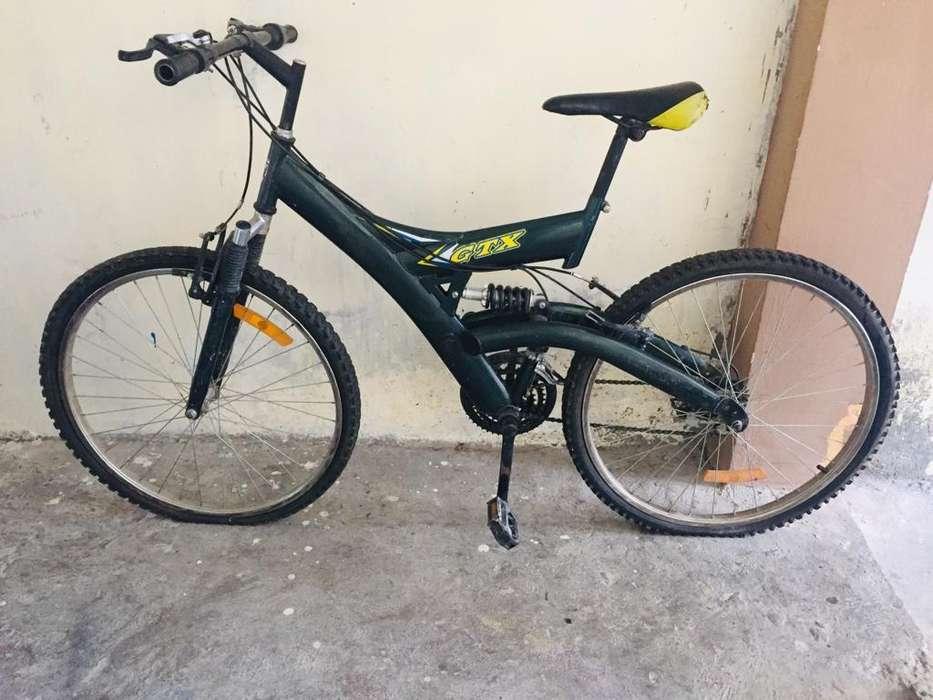 <strong>bicicleta</strong> GTX.