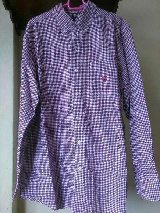 Camisas Chaps Talla Mediana