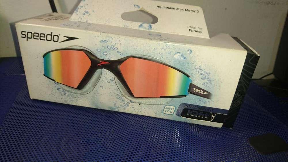Gafas Speedo Aquapulse Max Mirro 2