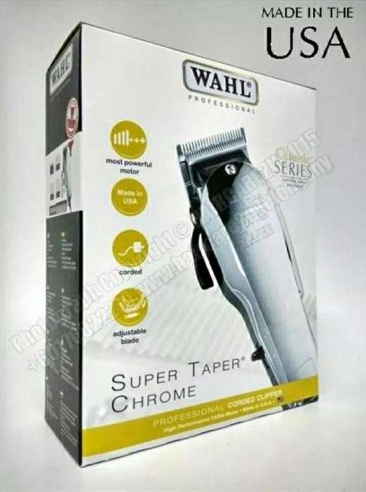 Maquina de Peluquería Whal Super Taper