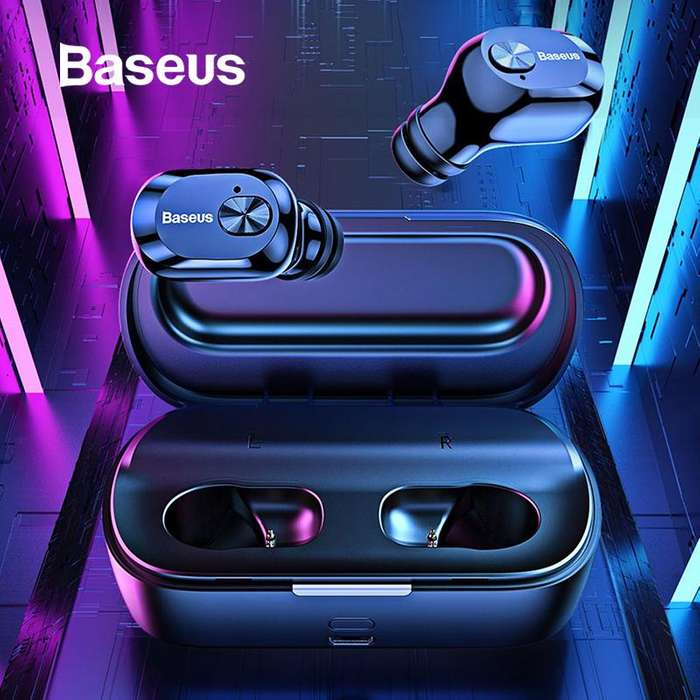 Auriculares In Ear Bluetooth 5.0 Inalámbricos Baseus NUEVO