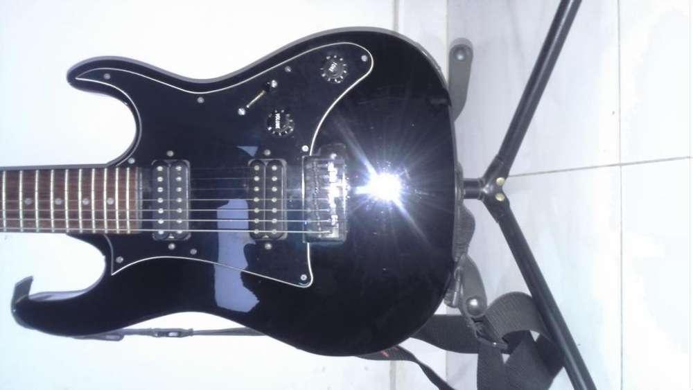 Vendo cambio por piano guitarra ibanez siete cuerdas