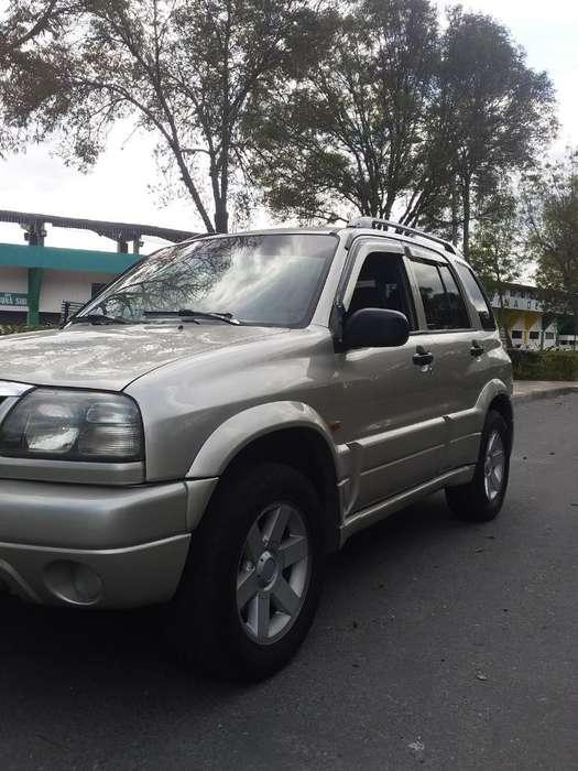 Chevrolet Grand Vitara 2007 - 250000 km