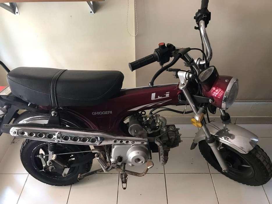 Moto Ghiggeri 110