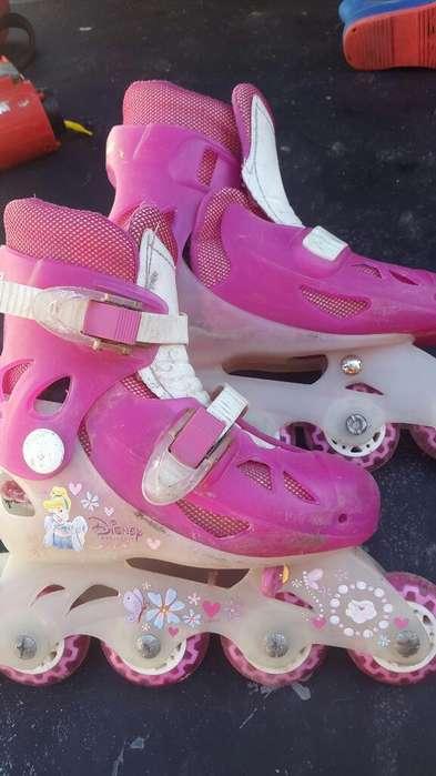 Rollers Princesas